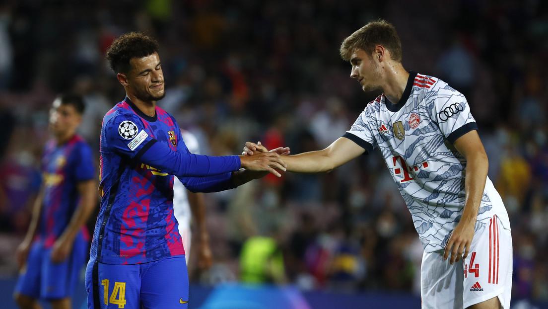El Bayern somete al F.C. Barcelona en su debut en la Champions sin Messi (y la Red estalla en memes)