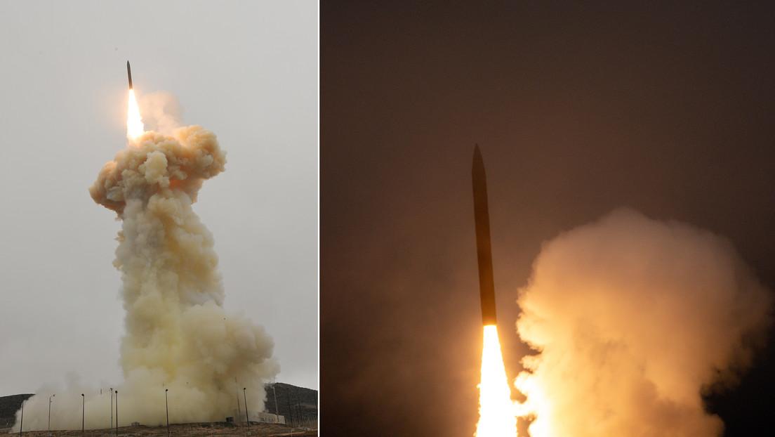 EE.UU. prueba exitosamente un nuevo propulsor de su Vehículo Exoatmosférico de Destrucción concebido para derribar misiles balísticos
