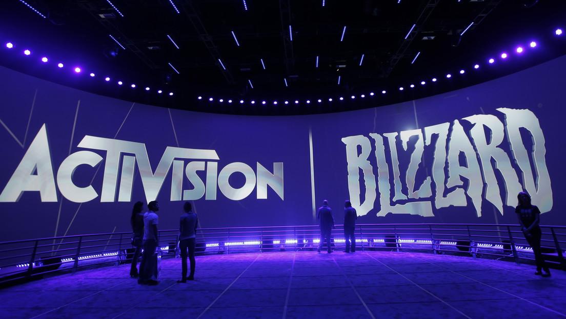 Acusan al creador de los videojuegos 'Call of Duty' y 'Warcraft' de violar leyes laborales
