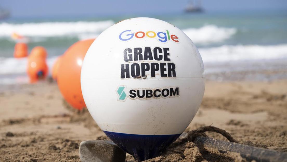 Google finaliza la instalación de un nuevo cable submarino que conecta EE.UU., Reino Unido y España