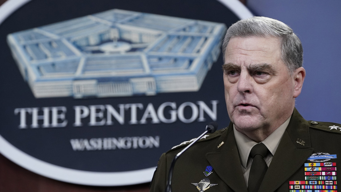 El jefe militar de EE.UU. considera apropiado que se conversara con China para tomar precauciones contra las acciones de Trump