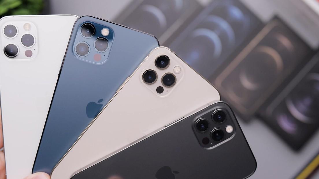 Apple retira de la venta tres modelos de iPhone tras el lanzamiento de su nuevo 'smartphone'