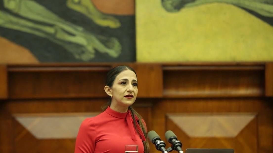 Renuncia la ministra de Agricultura de Ecuador en medio de las protestas de productores por los precios del arroz