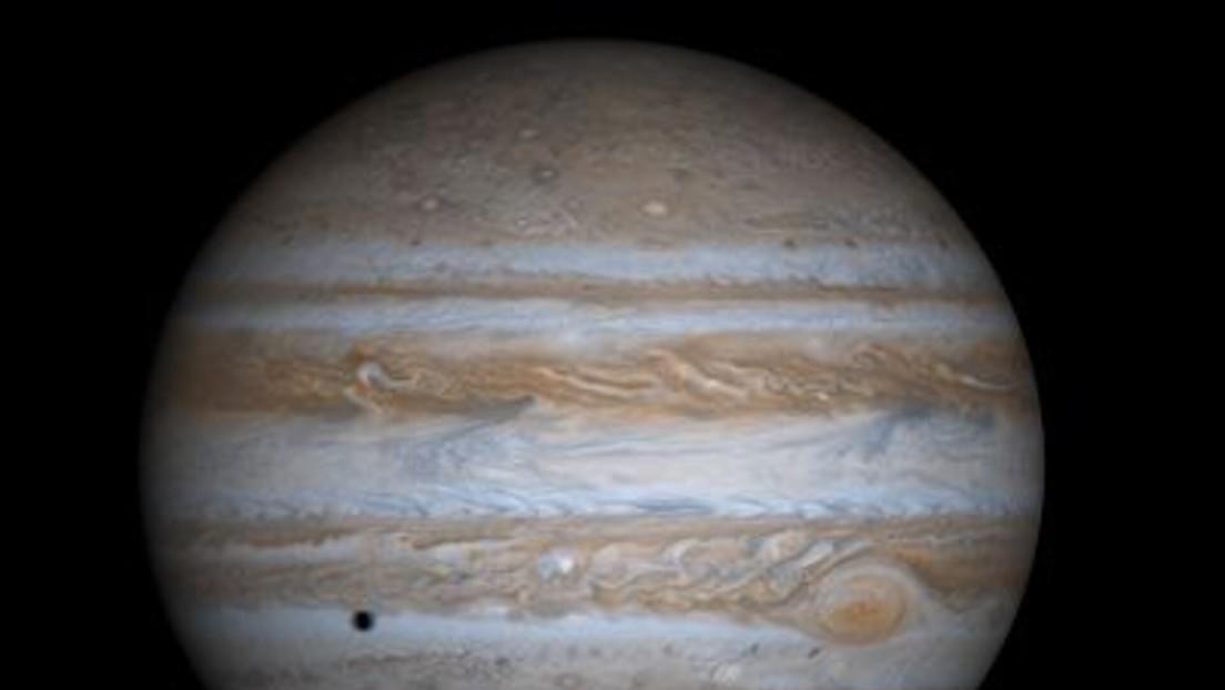 VIDEO: Astrónomo aficionado capta el impacto contra Júpiter de un objeto espacial desconocido