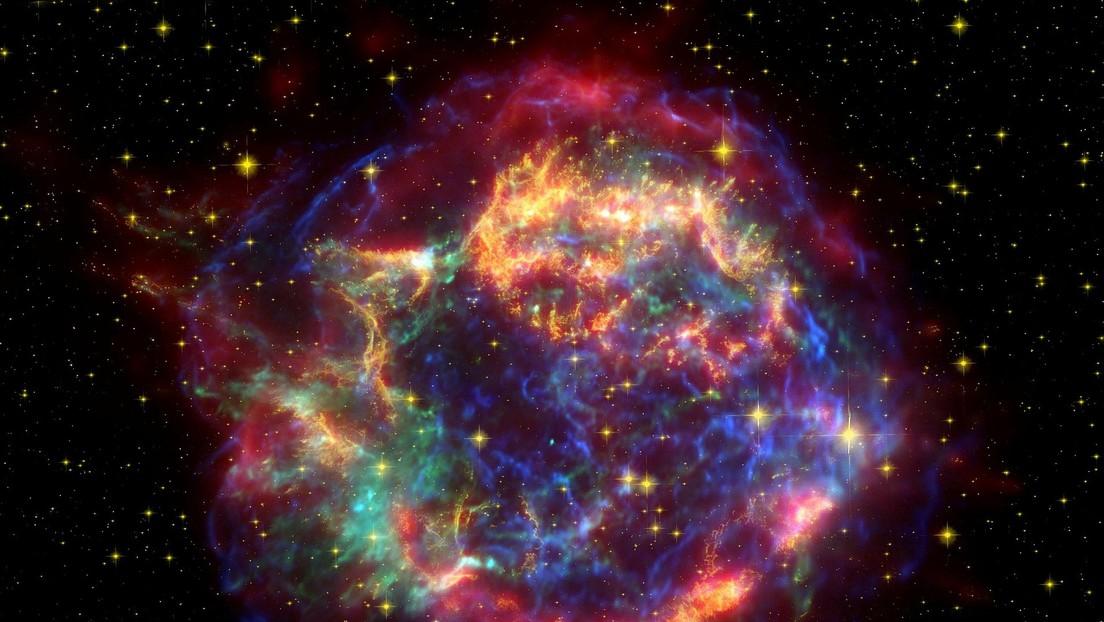 Resuelven el misterio cósmico de la 'estrella invitada' que apareció sobre China hace casi 900 años