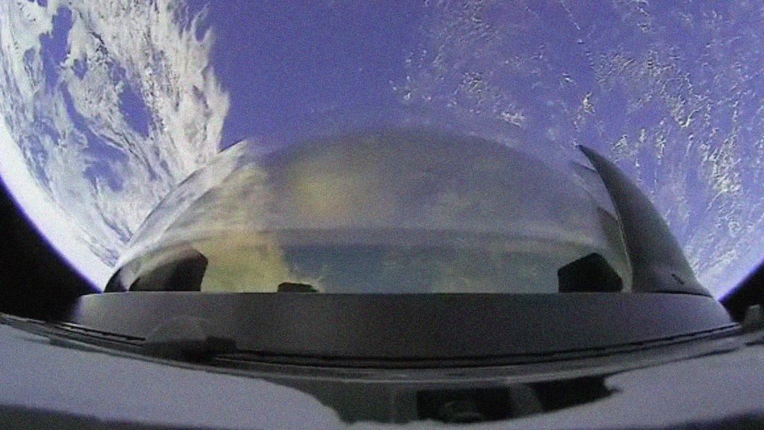 Así de 'diferente' se ve la Tierra a 585 kilómetros de altura: el Crew Dragon capta el globo terráqueo como no lo ven desde la EEI (VIDEO)