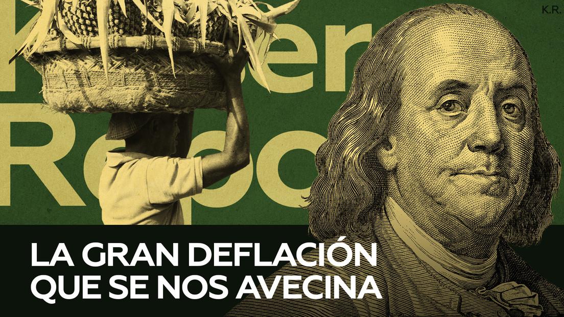 """""""Si dependen del dólar estadounidense, no tienen soberanía"""""""