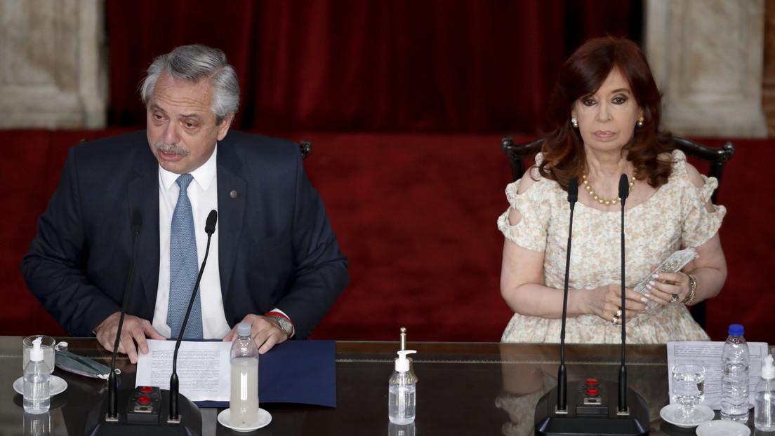 """""""Para esto fui elegido"""": Alberto Fernández le responde a Fernández de Kirchner en medio de la peor crisis interna del Gobierno argentino"""