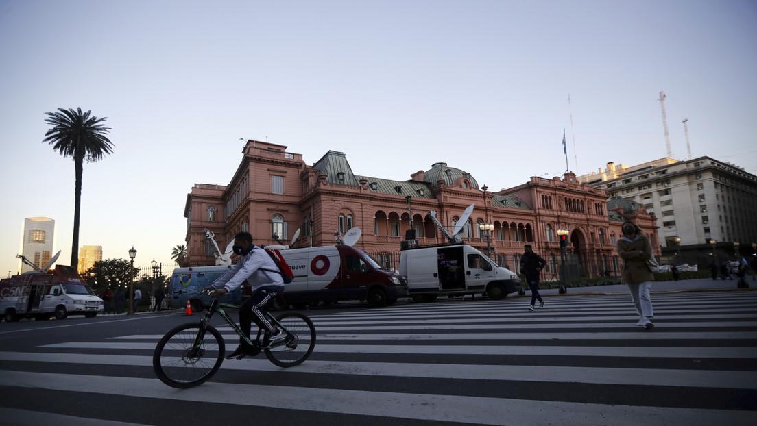 Crecimiento de 4 % y una inflación del 33 %: Las estimaciones económicas del Gobierno argentino en el Presupuesto 2022