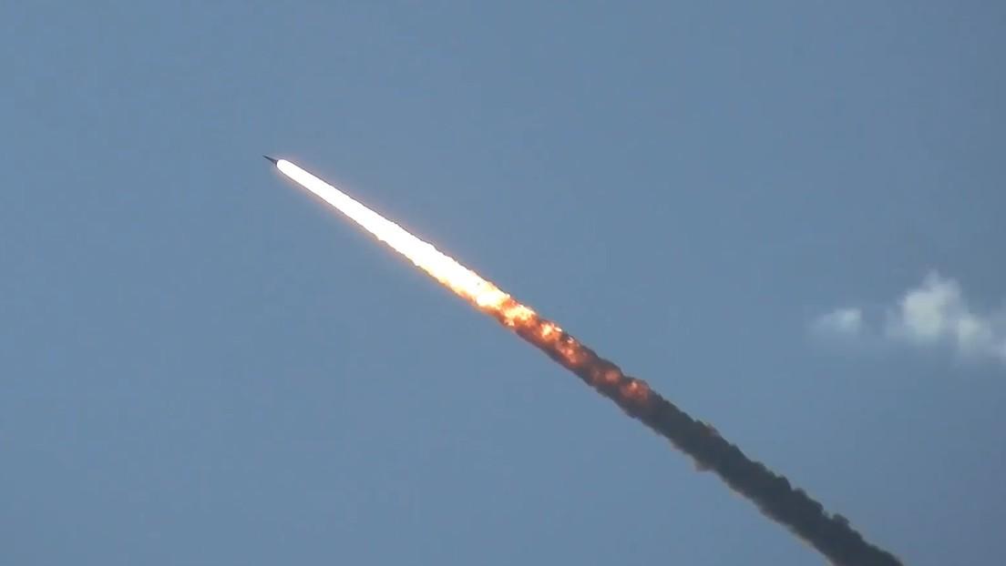 VIDEO: Rusia prueba con éxito un nuevo misil antibalístico