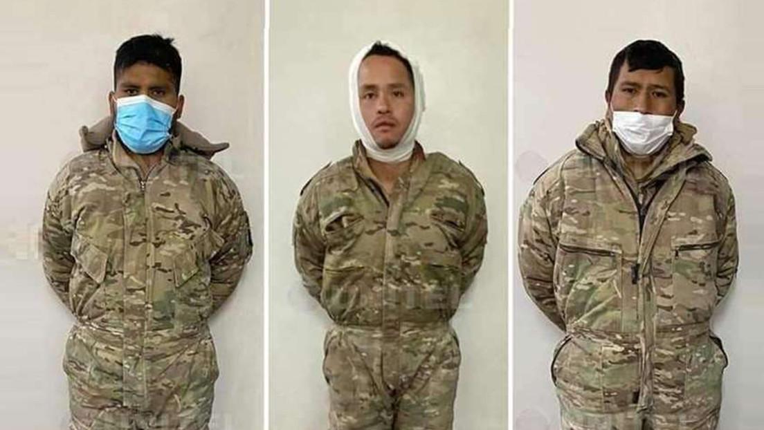 El Gobierno de Bolivia realiza acciones diplomáticas para lograr la liberación de tres militares detenidos en Chile