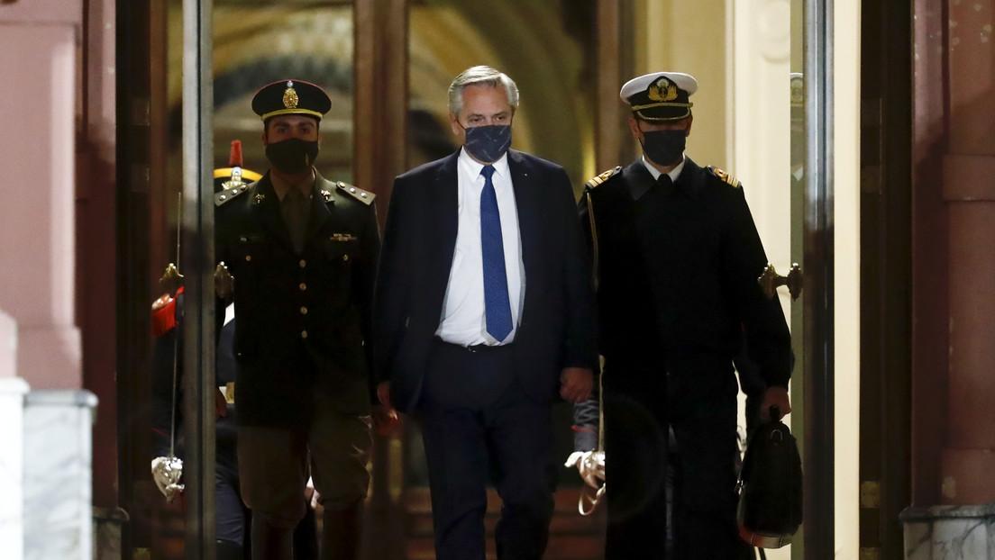 El presidente de Argentina presenta un nuevo Gabinete tras la derrota en las elecciones PASO