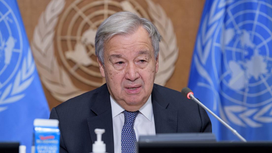 """La ONU alerta sobre una """"trayectoria catastrófica"""" guiada por el calentamiento global"""