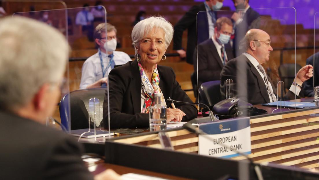 """Christine Lagarde califica las criptomonedas de """"activos especulativos"""" y asegura que no son una divisa real"""