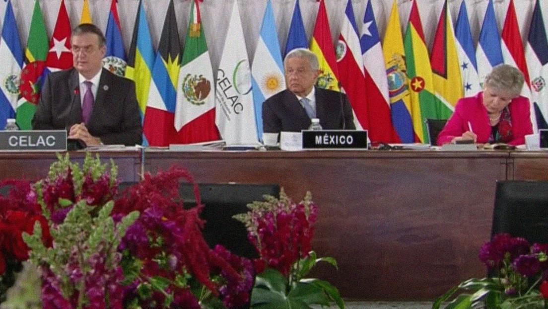 Culmina la VI cumbre de la Celac en México: ¿Qué temas trataron y a qué acuerdos llegaron? (VIDEO)
