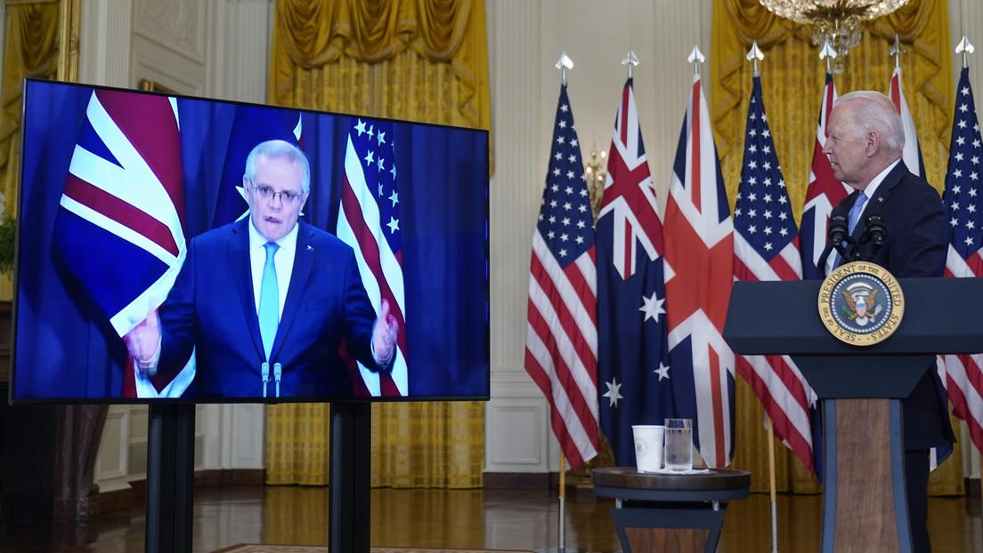 """Francia cree que la Administración Biden se rige por el principio de """"América primero"""" en el litigio de los submarinos con Australia"""