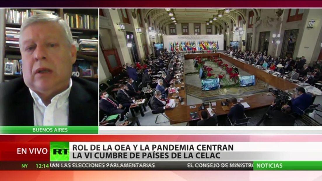 """Experto: Reemplazar a la OEA es """"el tema nuclear"""" dentro de la cumbre de la Celac"""