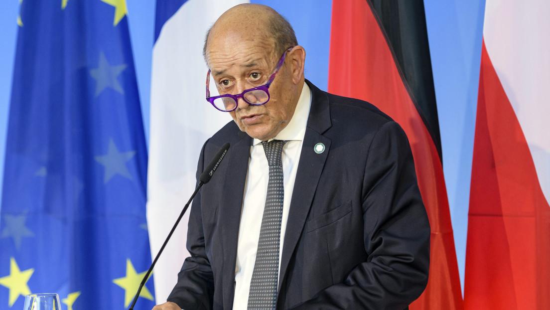 """París: La primera retirada de un embajador francés de EE.UU. en la historia muestra """"la intensidad de la crisis"""""""