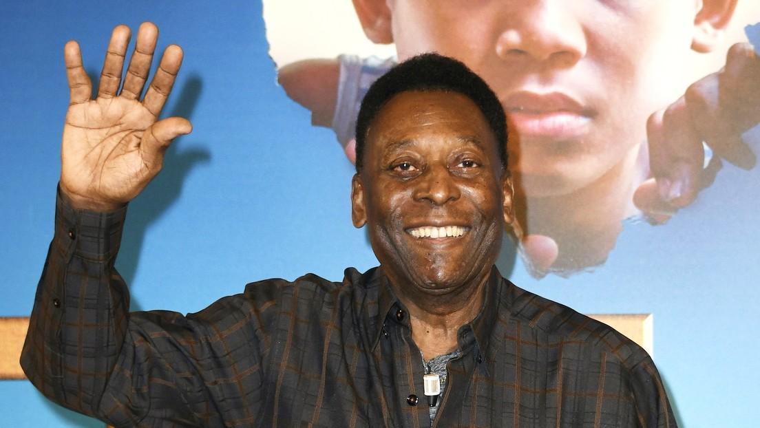 """""""Hoy fueron dos pasos adelante"""": la hija de Pelé publica nuevas actualizaciones sobre la recuperación de su padre"""