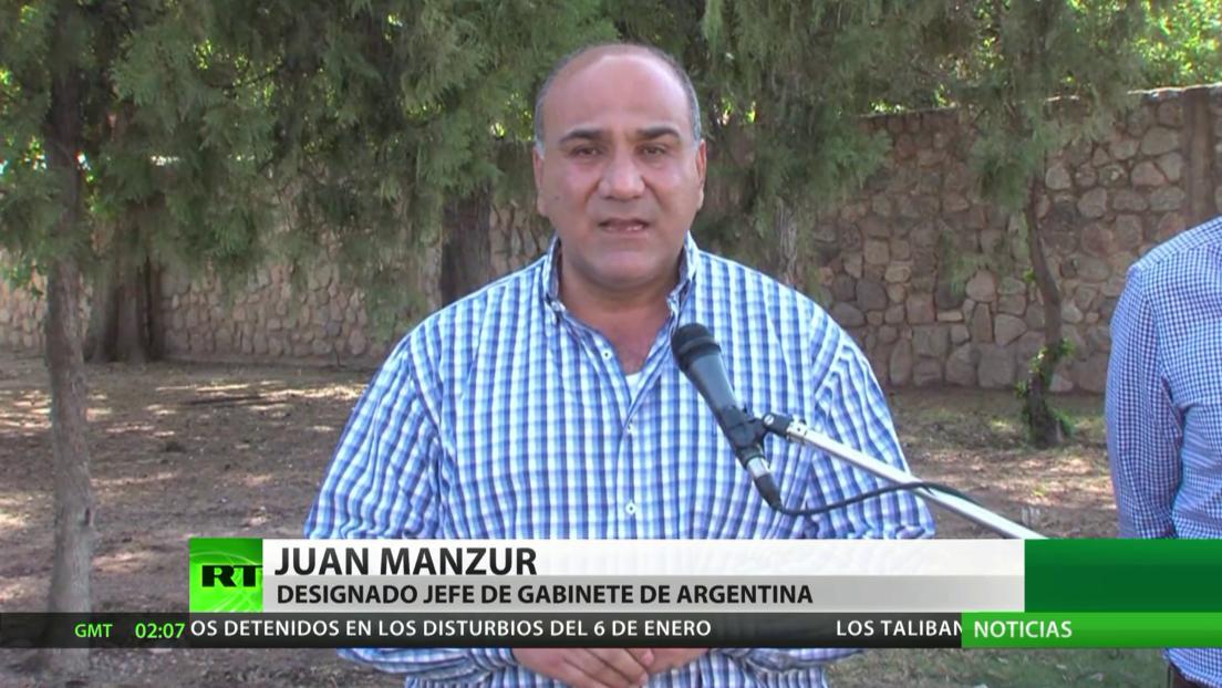 Argentina: Alberto Fernández se reúne con algunos gobernadores para revisar nuevas medidas para salir de la crisis política