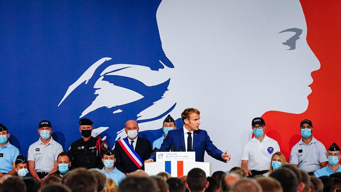 """""""En Francia gobierna Macron, no De Gaulle"""": ¿Qué desenlace podría tener la crisis de París con los países miembros de AUKUS?"""