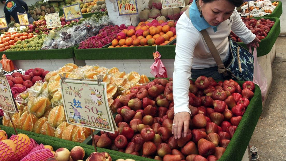 Taiwán amenaza con denunciar a Pekín ante la OMC por prohibir las importaciones de sus frutas exóticas