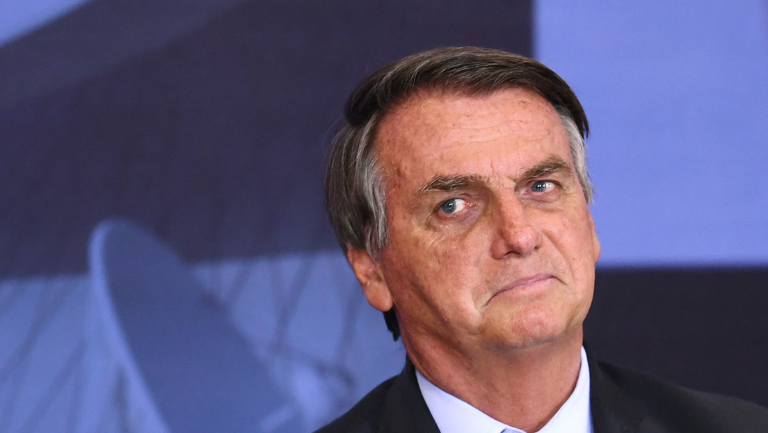 """Bolsonaro es abucheado a la llegada al hotel donde se aloja en Nueva York al grito de """"genocida"""" y """"no eres bienvenido"""" (VIDEO)"""