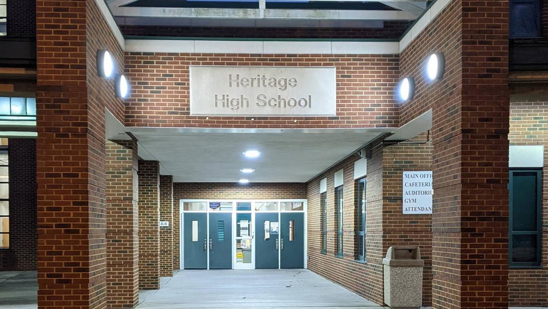 Dos heridos en un tiroteo en una escuela secundaria de Virginia (EE.UU.)
