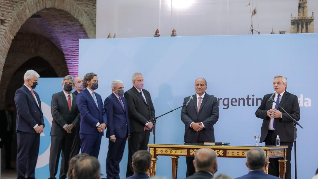 Quiénes son los 7 nuevos miembros del gabinete de Alberto Fernández en Argentina