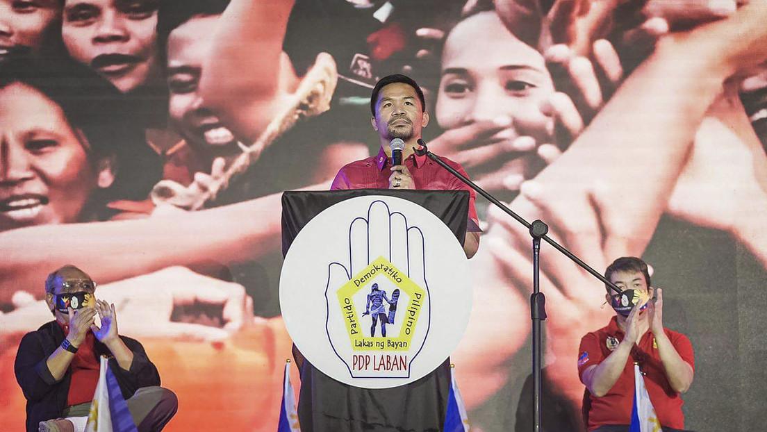 """Mi carrera ha terminado"": Manny Pacquiao asegura que se retira del boxeo"