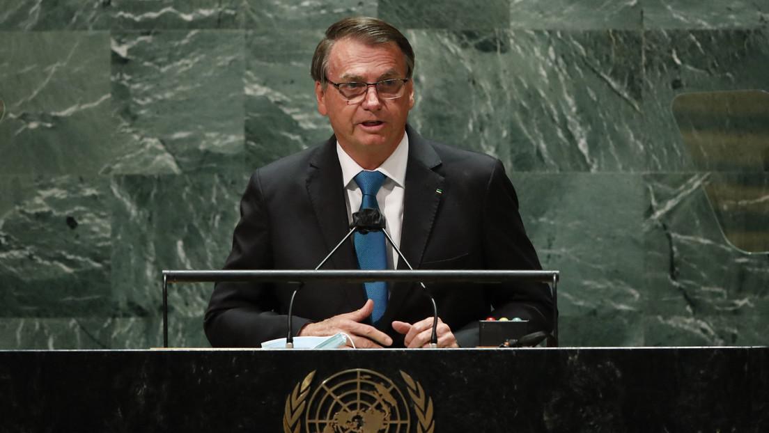 Bolsonaro defiende ante la ONU los remedios sin eficacia demostrada contra el covid-19