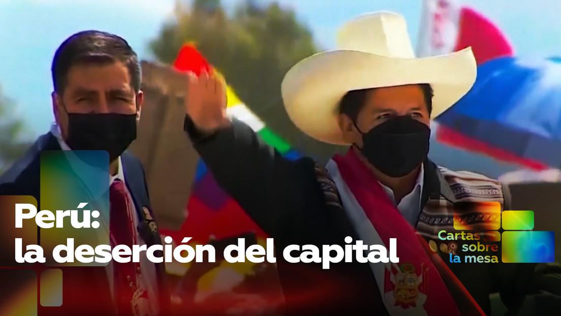 Perú: la deserción del capital