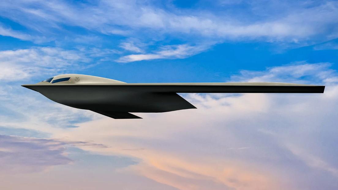 La Fuerza Aérea de EE.UU. tiene actualmente en producción cinco prototipos de bombarderos furtivos B-21