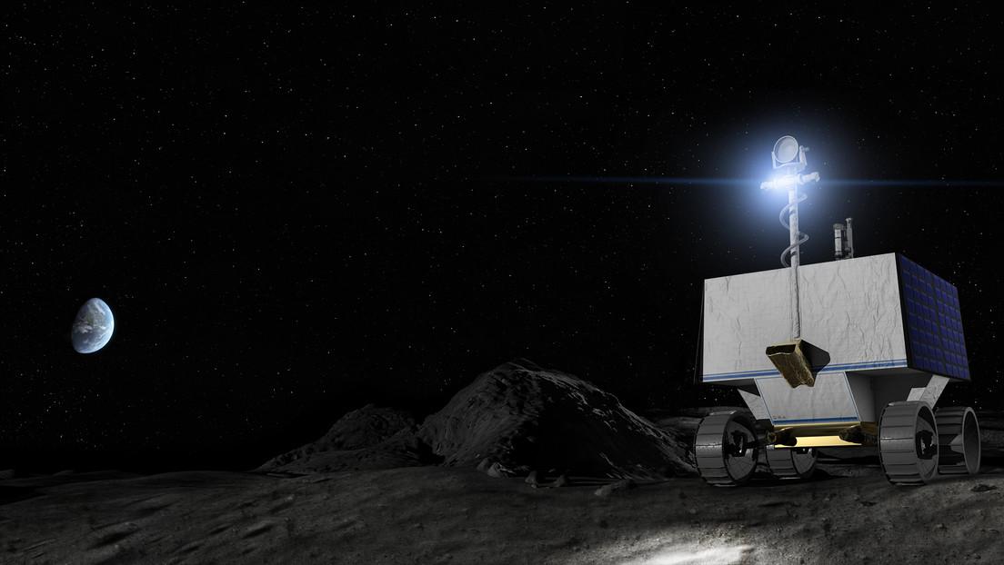 La NASA escoge el lugar donde aterrizará el róver que buscará hielo y otros recursos en la Luna antes de que el hombre vuelva a pisarla
