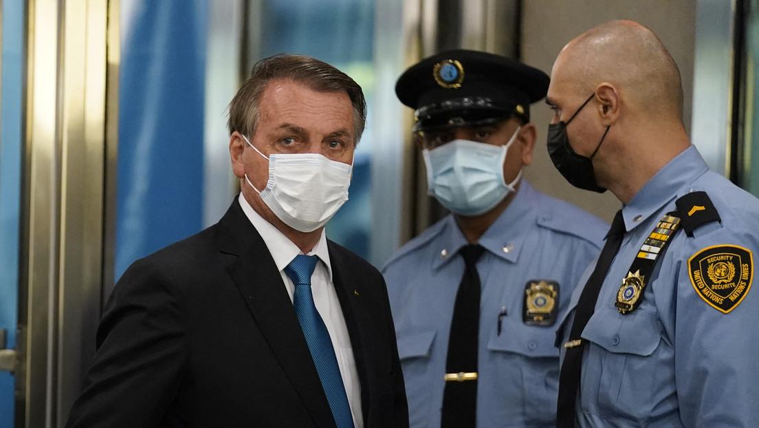 Las mentiras (y omisiones) que convirtieron a Bolsonaro en tendencia en Twitter tras su discurso ante la ONU