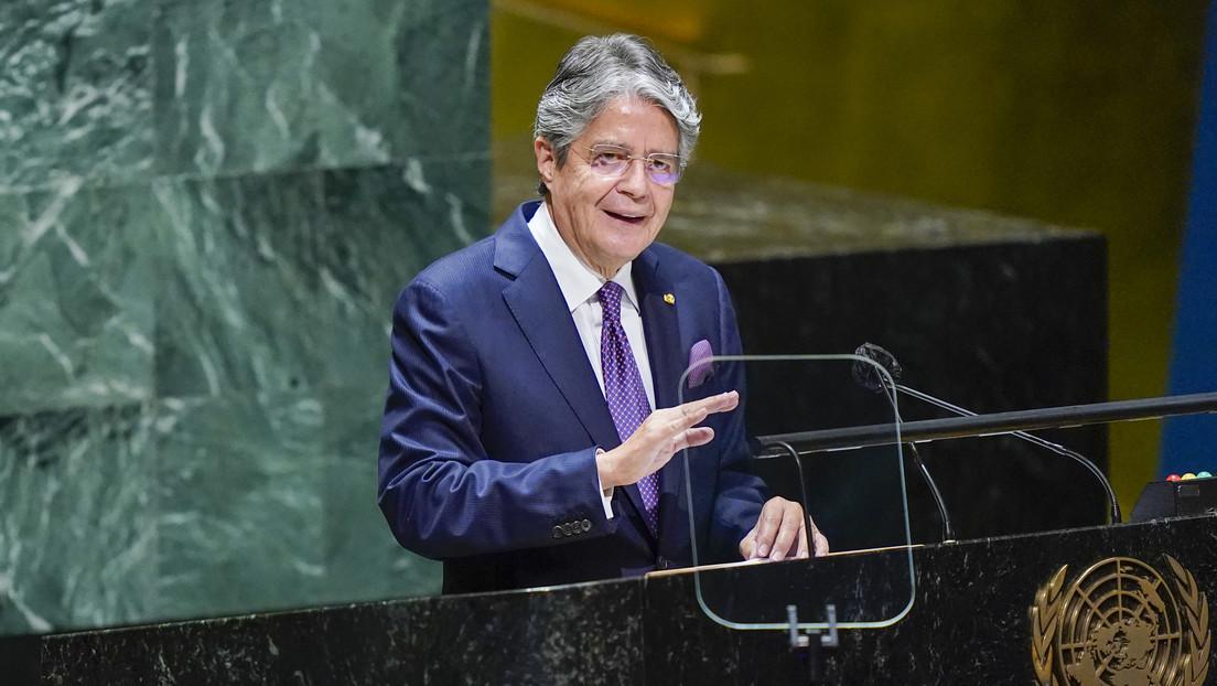 Guillermo Lasso anuncia ante la ONU que negocia con Rusia para establecer un laboratorio de la vacuna Sputnik V en Ecuador
