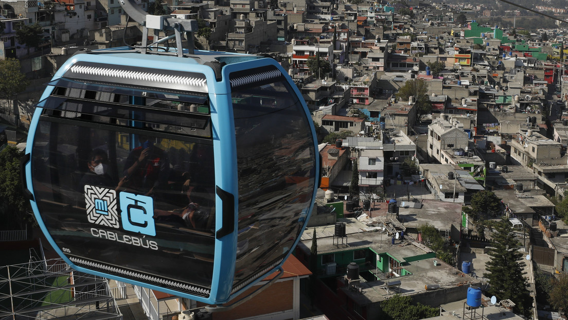 Cablebús, el teleférico diseñado para facilitar la movilidad en Ciudad de México