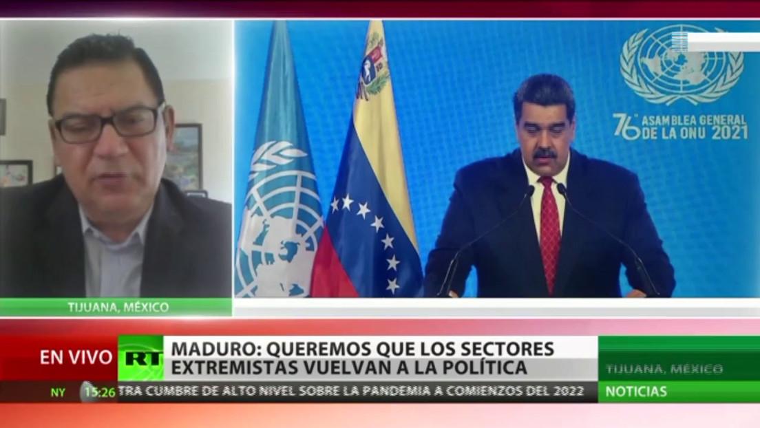 Analista considera que el actual diálogo entre el gobierno y la oposición venezolana no llevará al levantamiento de las sanciones contra el país