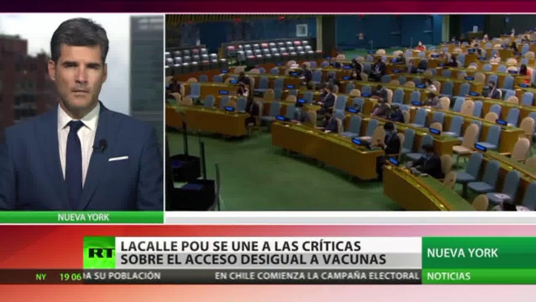 """Experto califica de """"vergüenza internacional"""" el discurso de Bolsonaro en la segunda jornada de la Asamblea General de la ONU"""