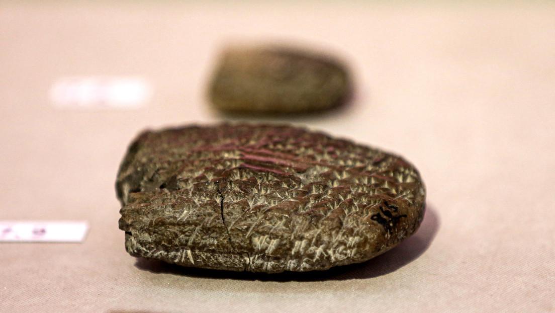 Los reyes aqueménidas pagaban a los trabajadores en plata pero los llamaban 'esclavos', revelan unas tablillas de arcilla descodificadas