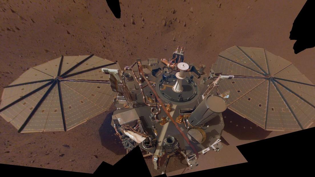 La sonda InSight de la NASA detecta uno de los terremotos más intensos y largos registrados en Marte a mil días de su llegada al planeta