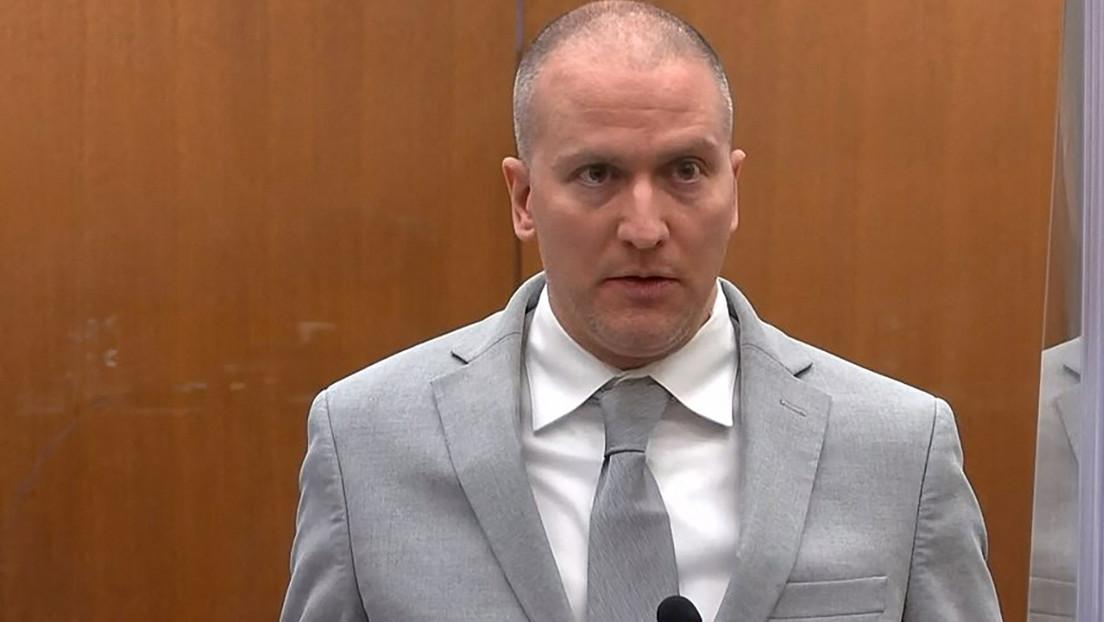 El expolicía Derek Chauvin apela el veredicto por el asesinato de George Floyd