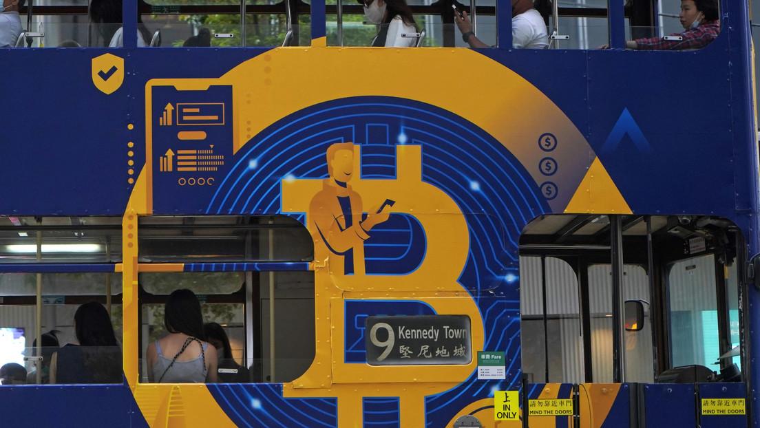 El bitcóin cae tras la promesa del Banco Popular de China de combatir como ilegales las transacciones con criptomonedas