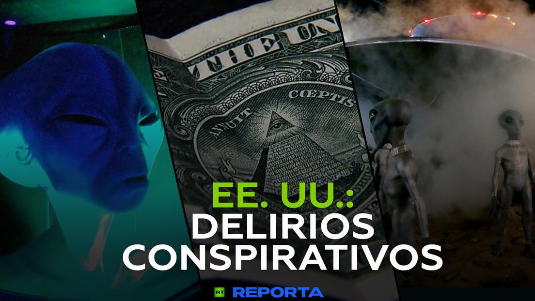 EE.UU.: Delirios conspirativos