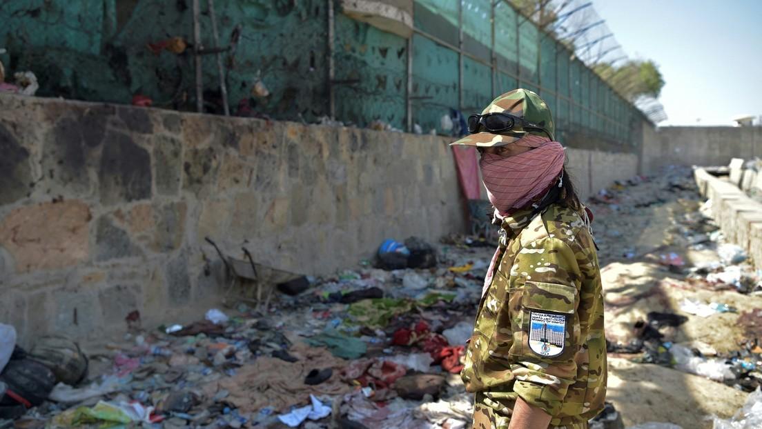 """El Pentágono identifica al """"facilitador"""" del ISIS-K vinculado con los atentados en el aeropuerto de Kabul"""
