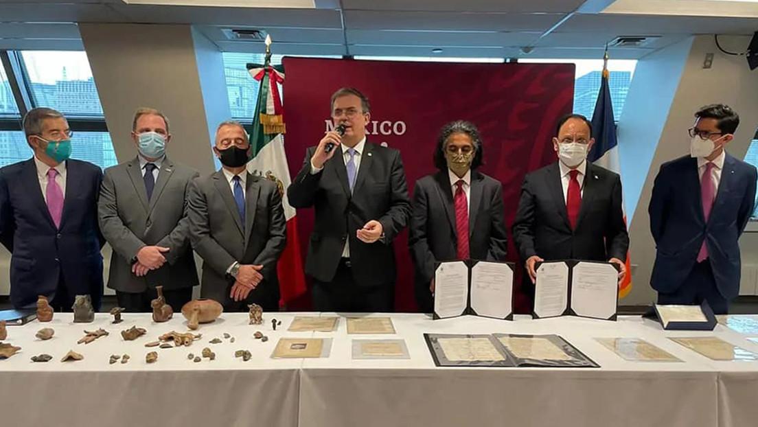 """""""Una de la recuperaciones más importantes de la historia"""": Los objetos del siglo XVI que volverán a México desde EE.UU."""