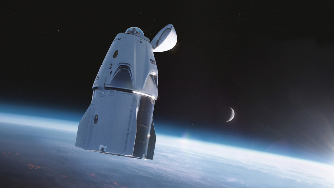 VIDEO: El emocionante instante en que vieron por primera vez la Tierra los miembros de la primera misión de SpaceX con una tripulación civil