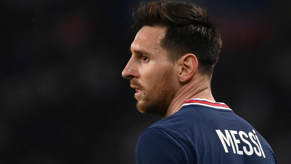 El PSG de nuevo sin Messi para su próximo juego: ¿se perderá el duelo con el Manchester City por la Champions?