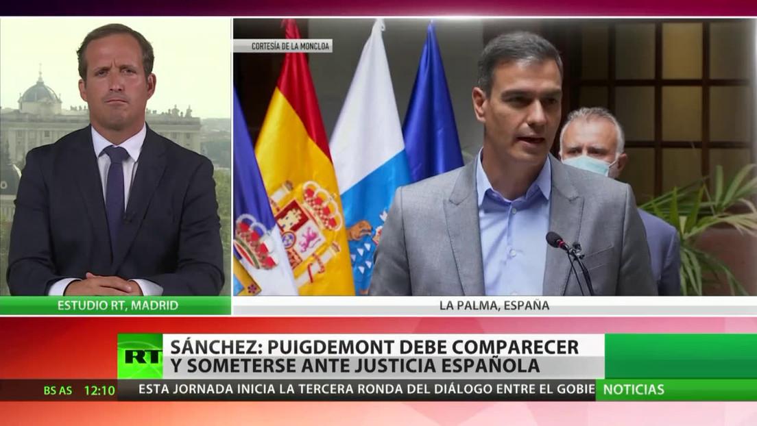 Puigdemont es puesto en libertad hasta su comparecencia ante el tribunal que decidirá sobre su extradición