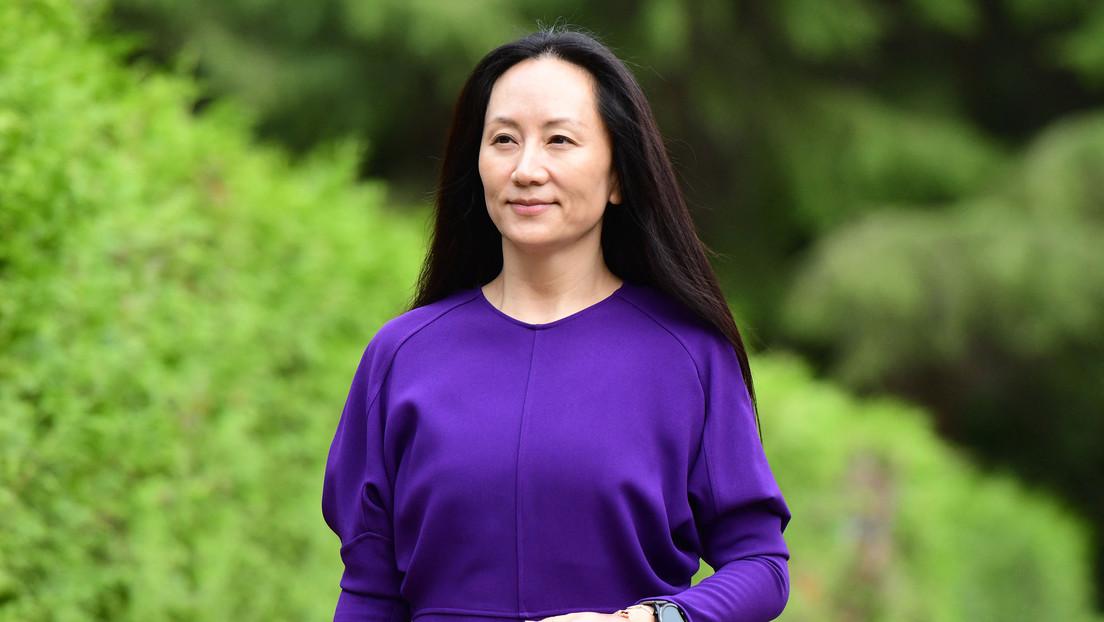 EE.UU. llega a un acuerdo de 'enjuiciamiento diferido' con Meng Wanzhou, la directora financiera de Huawei detenida en 2018